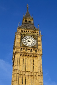 Big Ben (Houses of Parliament) in London
