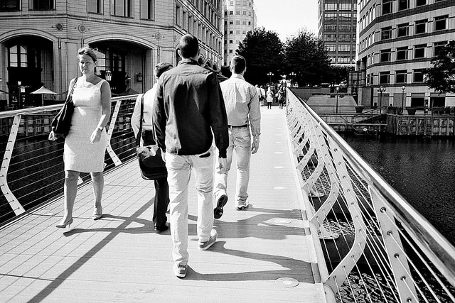 walking London credit Ric Capucho
