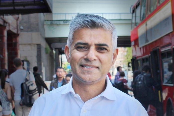 Sadiq headshot
