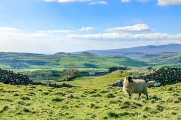 Beautiful yorkshire dales landscape stunning scenery england uk