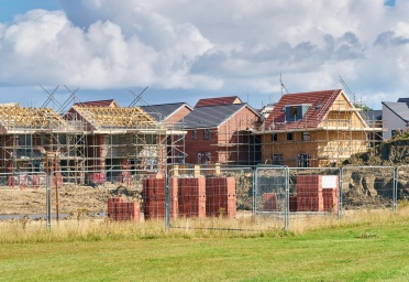 Newly built homes