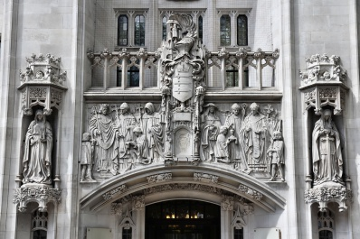 London Supreme Court