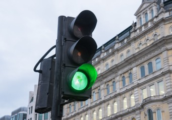 traffic, light, london, UK