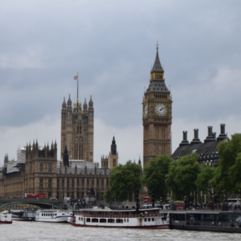 House of parliament inside