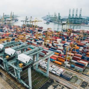 post Brexit trade small
