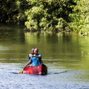 canoe small