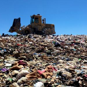 landfill small