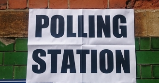 polling station square