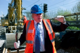 boris in hard hat